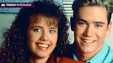 'Saved by the Bell' star Leanna Creel looks back on 'brouhaha' Tori caused