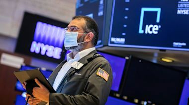 市場靜待Fed利率決策 美股盤中表現平靜   蘋果新聞網   蘋果日報