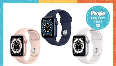 Run, Don't Walk: These Amazon Prime Day Apple Watch Deals Are Selling Out Fast