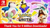 《寶可夢大集結》Switch下載量破九百萬!手機版9月22日上線