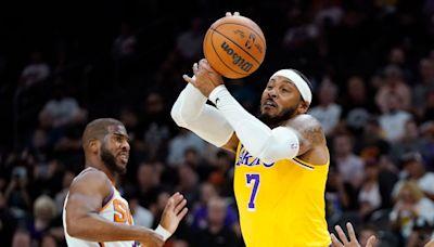 NBA/率領湖人終止連敗 「甜瓜」寫新里程碑滿滿感激 | NBA | 運動 | NOWnews今日新聞