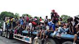 Más de 2 mil migrantes se amparan para no ser deportados de México
