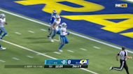 Can't-Miss Play: Goff, Swift burn Rams' all-out blitz with 63-yard TD