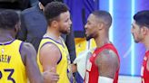 NBA playoff picture, standings, magic numbers: Lakers-Clippers, Warriors-Blazers currently on collision course