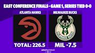 Betting: Hawks vs. Bucks | June 23