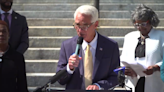 Candidate for Florida governor Charlie Crist pushes for full marijuana legalization