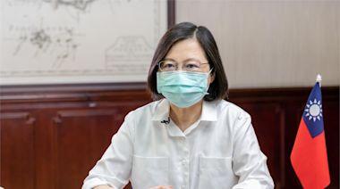 快新聞/蔡英文:1500萬劑BNT疫苗預計納入12至18歲年輕人施打