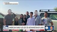 Army vet evacuates family from Afghanistan after US withdrawal