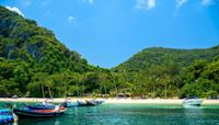 Thai Island Known for DiCaprio Film Seeks Energy Independence