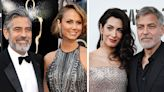 Stacy! Amal! George Clooney's Star-Studded Dating History