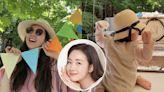 45歲崔智友晒愛女側臉 臉圓圓勁可愛 | 蘋果日報