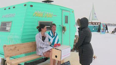 Art Shanty Projects Return To Lake Harriet