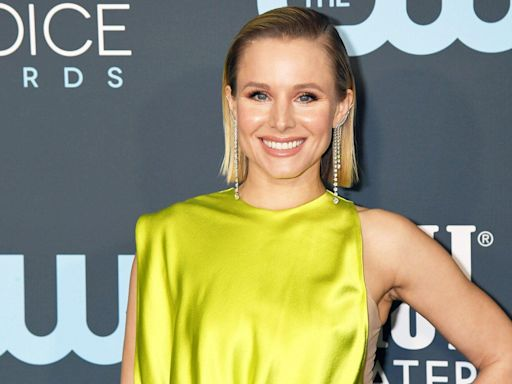 Kristen Bell Tried Hallucinogenic Mushrooms to Help Manage Her Depression