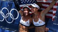 Beyond Gold: Team USA beach volleyball talks about their path to gold