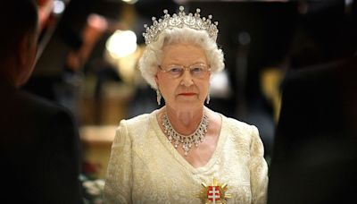 La vida de la reina Isabel II en datos