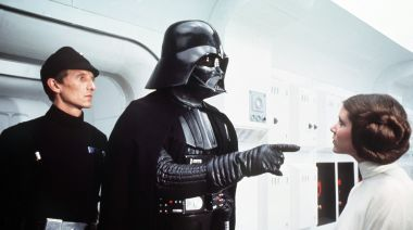 George Lucas pays tribute to Darth Vader star Dave Prowse: 'May he rest in peace'
