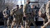 Thousands of National Guard troops pour into Washington as states answer the call
