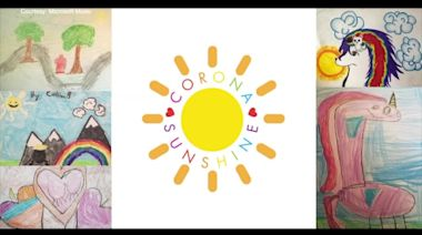 Corona Sunshine: Florida moms start Facebook group to share art made by kids at home during pandemic