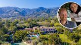 Take a peek inside Prince Harry and Meghan's $15m California mansion