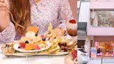 Rosé CLUB | 台中網美咖啡廳推薦!浪漫粉紅咖啡館,女孩們的秘密下午茶
