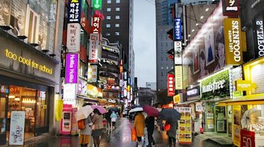 「懷念系列」韓國首爾釜山,追逐一場隨遇而安的櫻花雨(3)