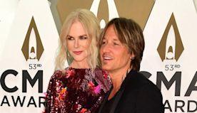 Keith Urban stages second studio livestream concert as Nicole Kidman plays roadie