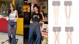 最顯瘦的牛仔褲怎麼挑?女生腿型分4種,蘿蔔腿、蜜大腿最適合穿這條「激瘦款」