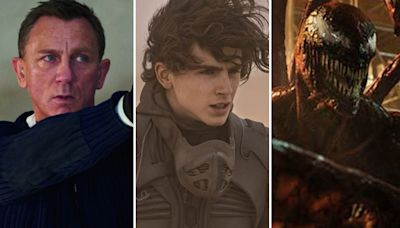 ... Global Cume In Expanded Release; 'No Time To Die' Tops $525M WW; 'Venom' Voracious – International Box...