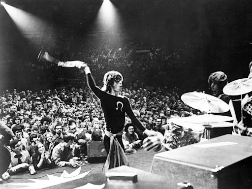'Gimme Shelter' at 50: How The Rolling Stones Got Conquered By America