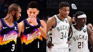 Suns, Bucks arrive at their NBA Finals fate
