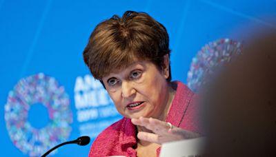 IMF總裁被世行點名 指其曾為提高中國營商環境排名向工作人員施壓