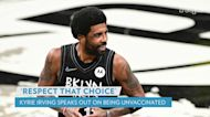 Kyrie Irving Speaks Out on Vax Stance After Brooklyn Nets Announce He Won't Play: 'I'm Still Uncertain'