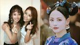 瓊瑤唯一沒捧紅的女主角!「肌膚如嬰兒、鳳眼攝人心魄」顏值不輸林心如,嫁億萬富豪逆襲成「最美妃子」