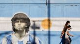 Maradona's 'Hand Of God' shirt could be yours - for $2 million