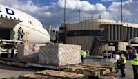 Nonprofits team with United Airlines to fly 50,000 N95 masks to hard-hit areas of New York, New Jersey