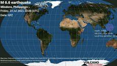 菲律賓地震