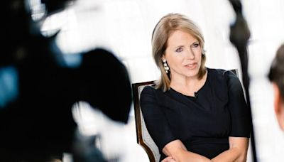 Review: Katie Couric is done pleasing people, as her new memoir proves