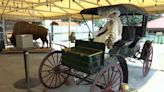 Century-old car makes debut at Yellowstone County Museum in Billings