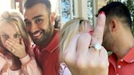 Britney Spears Engaged to Sam Asghari