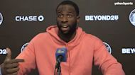 Draymond Green calls 'bulls--t' on Cavs sitting Andre Drummond