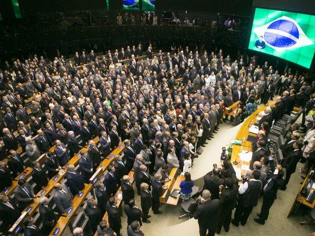 G1 - Deputados federais eleitos no Amazonas tomam posse em ...