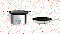 You can get All-Clad cookware for up to 84% off right now