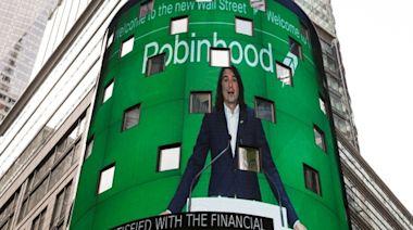 信報即時新聞 -- Robinhood首掛股價潛水 暫低逾7%