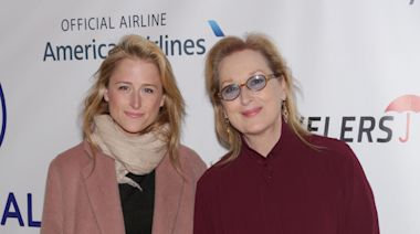 Meryl Streep Is A First-Time Grandma As Daughter Mamie Gummer Welcomes Baby Boy