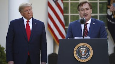 MyPillow Guy Wants Trump Endorsement For Minnesota Governor