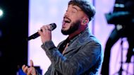 """Corey Ward's Instant Save Performance of the Goo Goo Dolls' """"Iris"""" - Voice Live Top 9 Results 2021"""