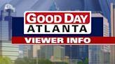 Good Day Atlanta viewer information: October 22, 2021