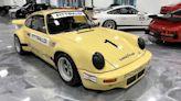 大毒梟 Pablo Escobar 曾經的愛車 Porsche 911 RSR IROC 正在拍賣