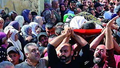 以軍闖西岸突襲哈馬斯 致五名巴人身亡