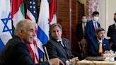 Biden administration hosts Israel and UAE in move to build on Abraham accords